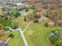 Aerial View - 9621 GEORGETOWN PIKE, GREAT FALLS