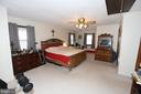 Another View of the Primary Bedroom - 7707 DUBLIN DR, MANASSAS