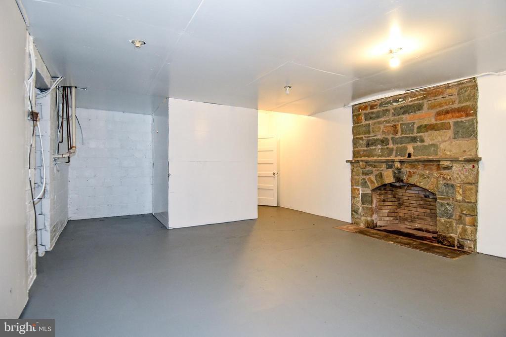 Basement Living Room - 8700 ARLINGTON BLVD, FAIRFAX