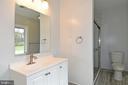 Owners Bathroom - 8700 ARLINGTON BLVD, FAIRFAX