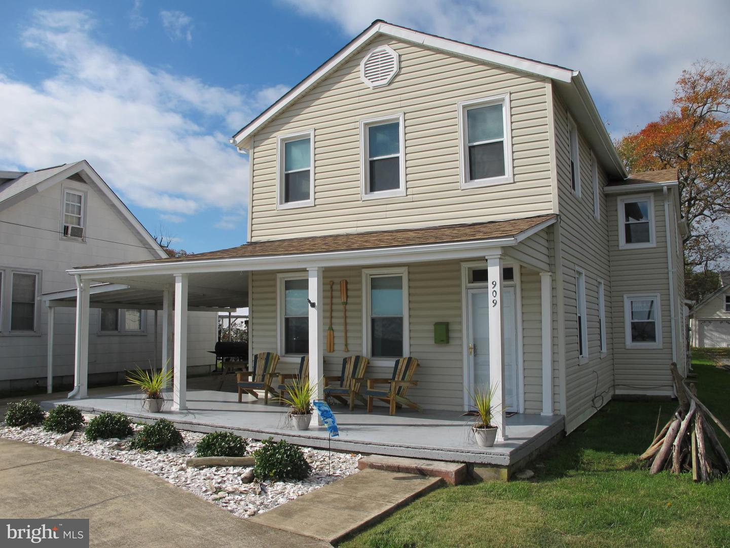 Single Family Homes for Sale at Colonial Beach, Virginia 22443 United States