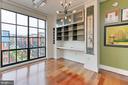 2nd Owner's bedroom - 1615 N QUEEN ST #M601, ARLINGTON