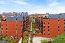 View from terrace - 1615 N QUEEN ST #M601, ARLINGTON