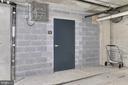 Private Storage - 1615 N QUEEN ST #M601, ARLINGTON