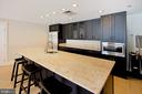 Hospitality room with kitchen - 1615 N QUEEN ST #M601, ARLINGTON