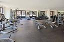 Fitness Center - 1615 N QUEEN ST #M601, ARLINGTON