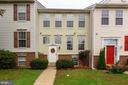Exterior Front of Townhouse - 17540 BRISTOL TER, ROUND HILL