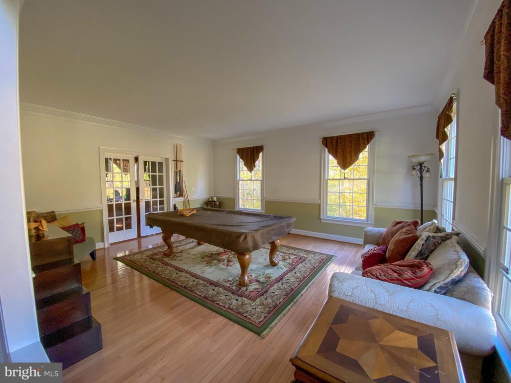 Formal Living Room - 10810 PENINSULA CT, MANASSAS