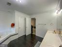 Owners Suite Bathroom - 10810 PENINSULA CT, MANASSAS