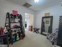 Owners Suite Dressing Room - 10810 PENINSULA CT, MANASSAS
