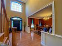 Foyer - 10810 PENINSULA CT, MANASSAS