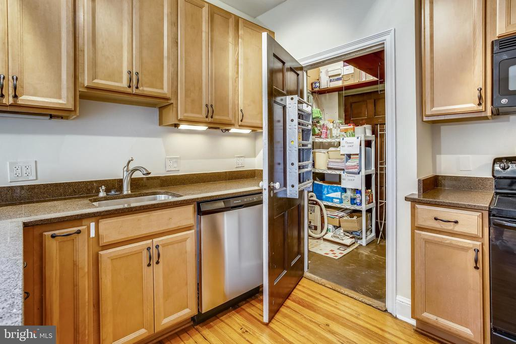 Pantry Space - 3900 CONNECTICUT AVE NW #105-F, WASHINGTON