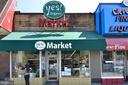 Organic Market - 3900 CONNECTICUT AVE NW #105-F, WASHINGTON