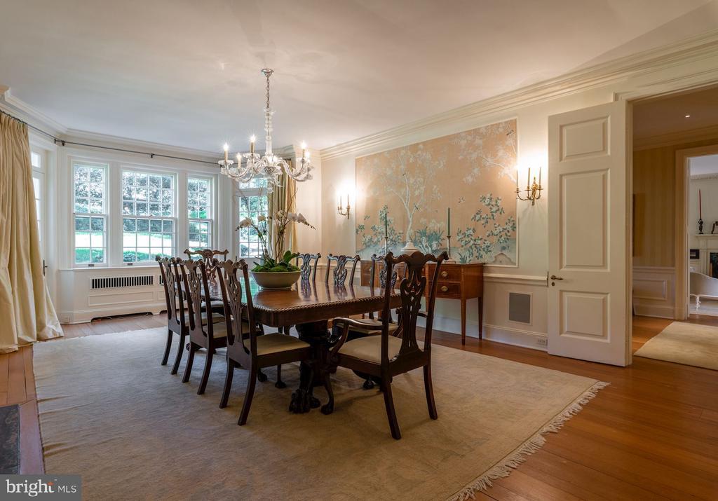 Dining Room - 2829 WOODLAND DR NW, WASHINGTON