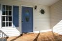 Covered Front Porch - 249 7TH ST, COLONIAL BEACH