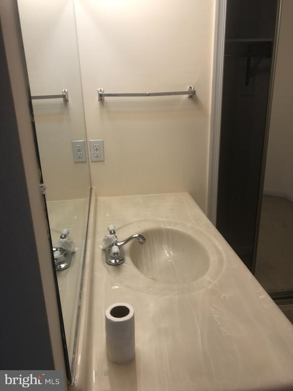 Sink in Master bath - 1118 SUGAR MAPLE LN, HERNDON