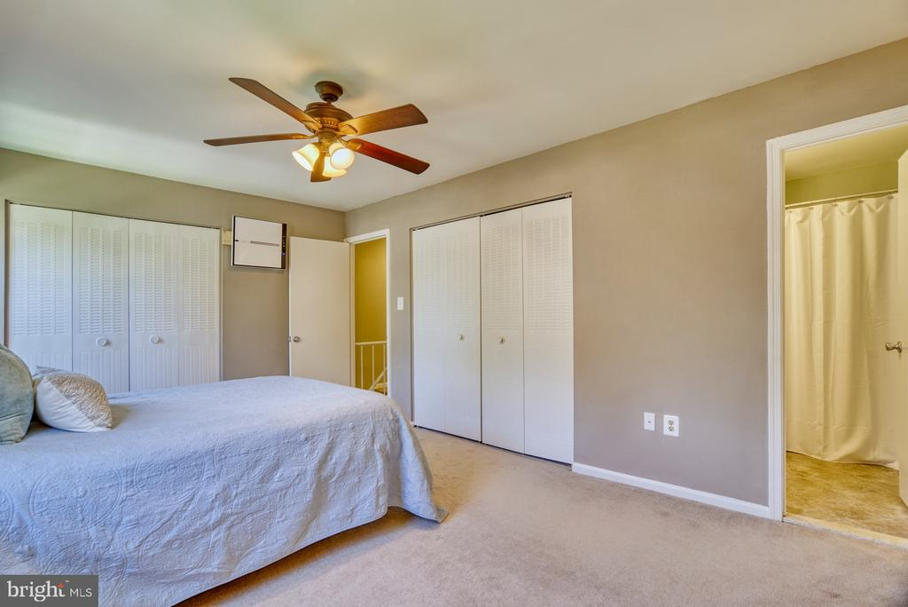 Two closets! Pick yours! - 6348 DRACO ST, BURKE
