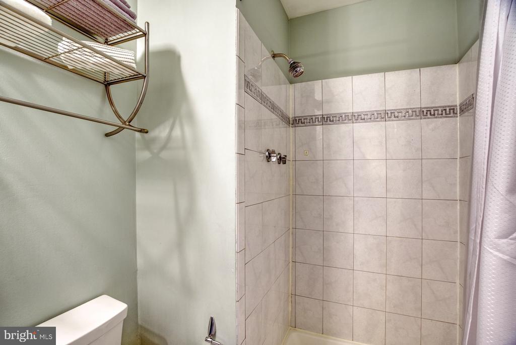 Beautiful tile detail - 6348 DRACO ST, BURKE