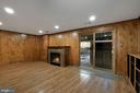 Finished walk out basement! - 5630 KIRKHAM CT, SPRINGFIELD