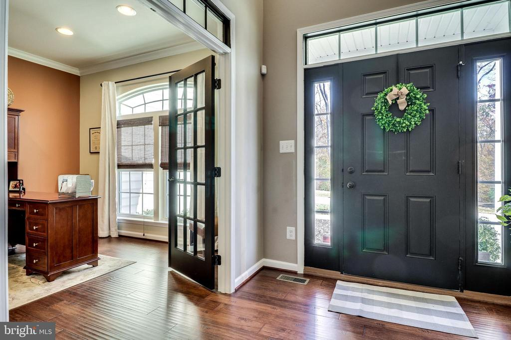 Inside the Front Door - 12801 CLASSIC SPRINGS DR, MANASSAS