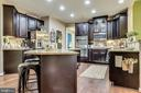 Island Gives Counter Seating - 12801 CLASSIC SPRINGS DR, MANASSAS