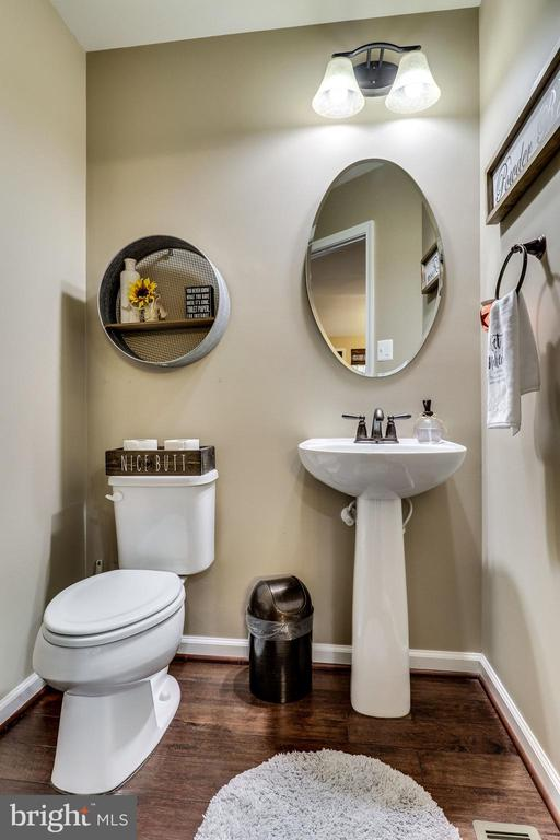 Main Level Half Bath - 12801 CLASSIC SPRINGS DR, MANASSAS