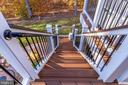 Stairs to the Yard - 12801 CLASSIC SPRINGS DR, MANASSAS