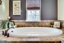 Soaking Tub in Primary Bath - 12801 CLASSIC SPRINGS DR, MANASSAS