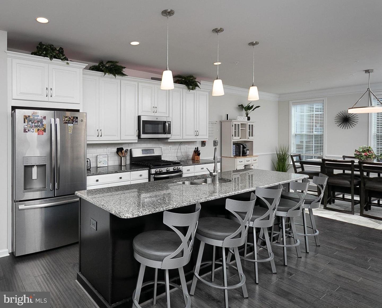 Single Family Homes para Venda às Abingdon, Maryland 21009 Estados Unidos