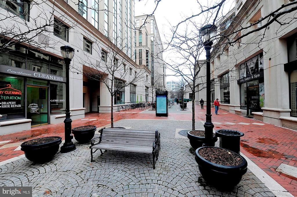 Courthouse Plaza just a block away! - 1276 N WAYNE ST #807, ARLINGTON