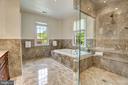 Jacuzzi Tub & Walk-In Shower - 2507 MASSACHUSETTS AVE NW, WASHINGTON