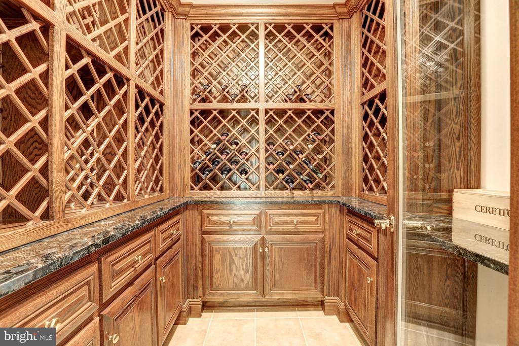 Wine Cellar - 2507 MASSACHUSETTS AVE NW, WASHINGTON