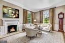 Wood Burning Fireplaces - 2507 MASSACHUSETTS AVE NW, WASHINGTON