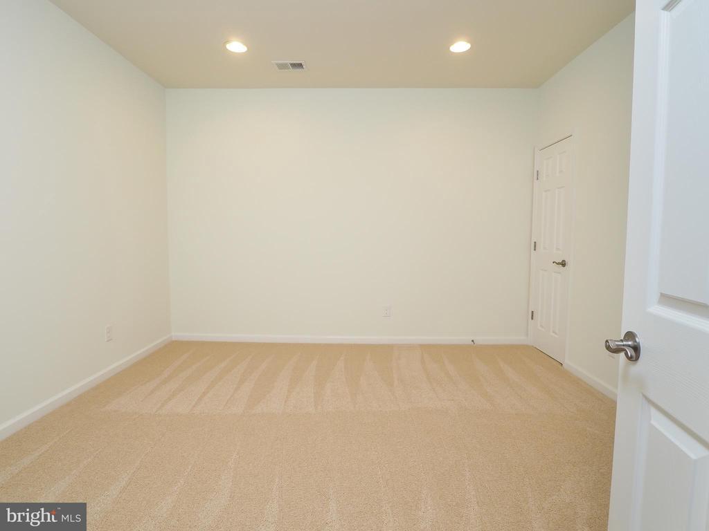 Basement Bonus room 12'10