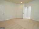 Office, home school, craft or exercise room - 14973 SPRIGGS TREE LN, WOODBRIDGE