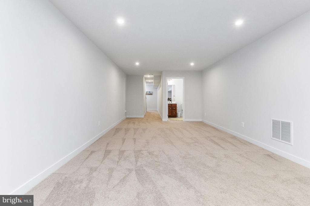 Huge, Open, Light-filled Basement - 18228 RED MULBERRY RD, DUMFRIES