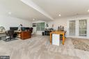Basement level perfect to make 5th bedroom! - 18228 RED MULBERRY RD, DUMFRIES