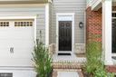 Front Door with the latest electronic access. - 18228 RED MULBERRY RD, DUMFRIES