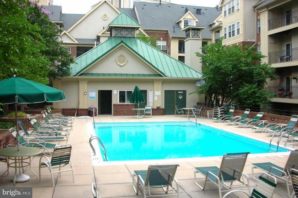 Courthouse Hill Pool - 2310 14TH ST N #205, ARLINGTON