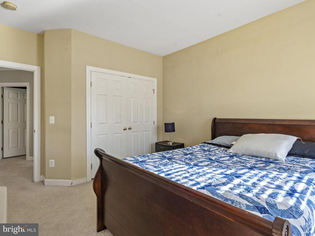 Bedroom #3, Upper Level - 14136 SNICKERSVILLE DR, GAINESVILLE