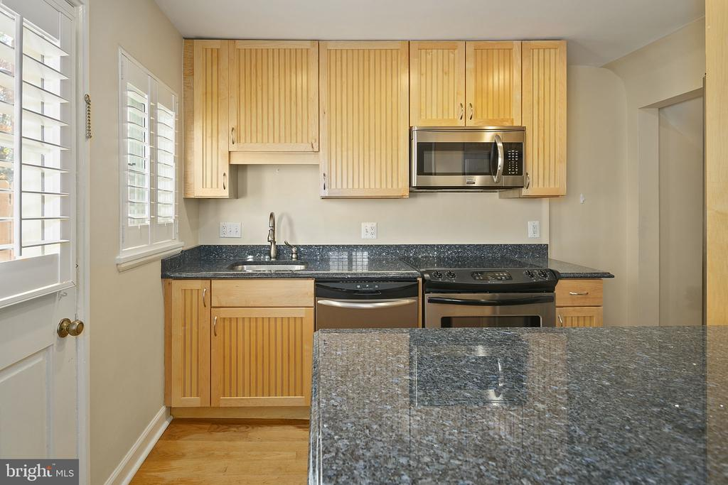 Kitchen - 4634 31ST RD S, ARLINGTON