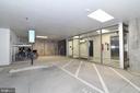 Garage Entrance & Bike Storage - 6101 FAIRVIEW FARM DR #109, ALEXANDRIA