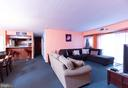 Living Room - 401 E DARTMOUTH DR #6, STERLING