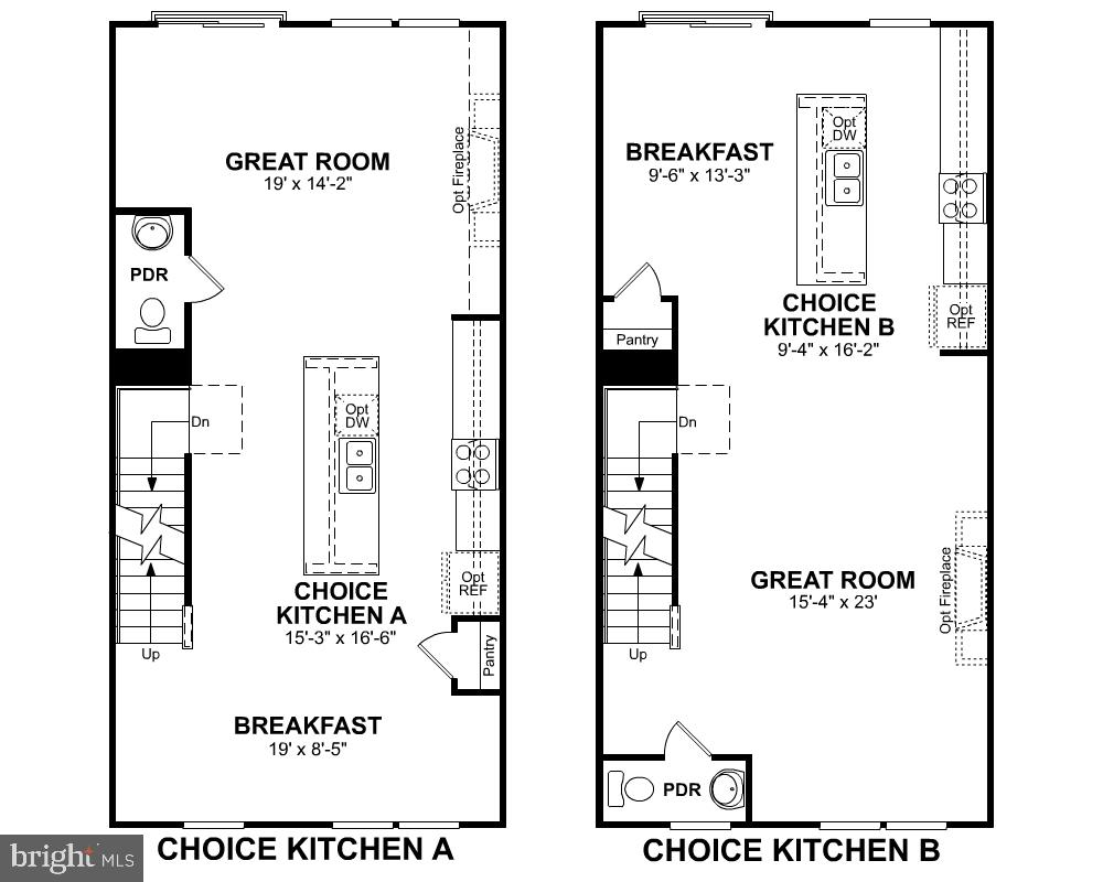 Second Level Floor Plan - Choices - 123 BARNWELL DR, STAFFORD