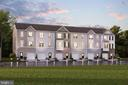 Exterior Rendering - 123 BARNWELL DR, STAFFORD
