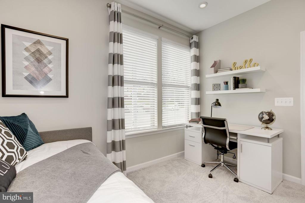 Bedroom - 123 BARNWELL DR, STAFFORD
