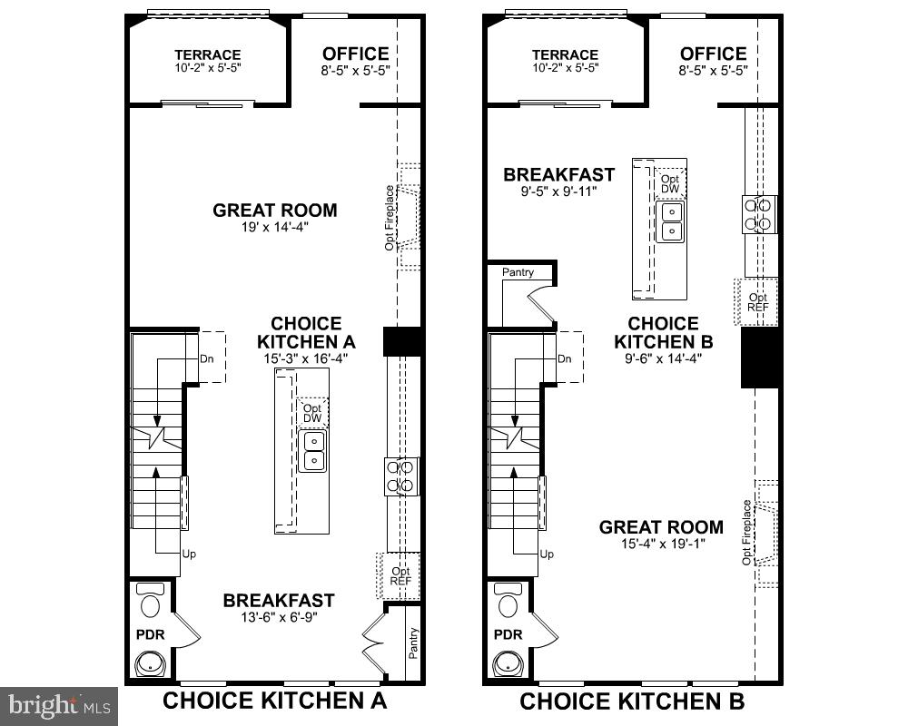 Second Level Floor Plan - Choices - 456 BARNWELL DR, STAFFORD