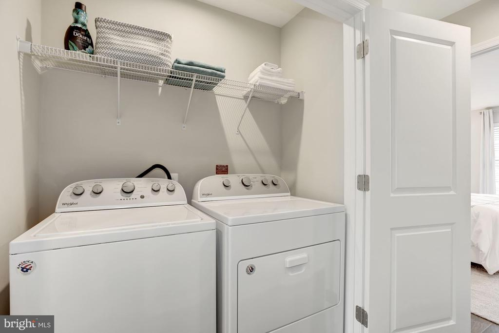 Laundry Room - 456 BARNWELL DR, STAFFORD