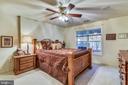 Lower Level Bedroom - 18459 LANIER ISLAND SQ, LEESBURG