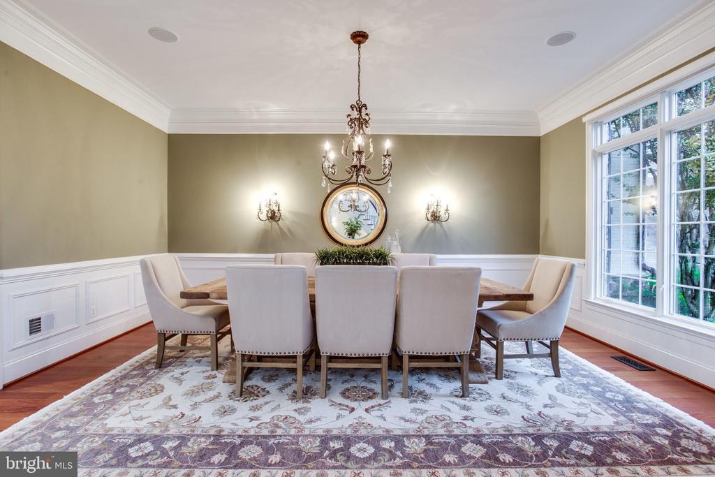 Formal Dining Room - 10464 SPRINGVALE MEADOW LN, GREAT FALLS